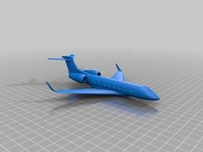 Model Gulfstream G650