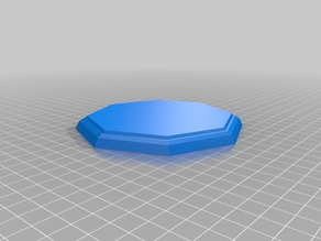 My Customized Miniature Base