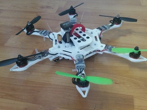 Hexacopter Racing Camera Platform
