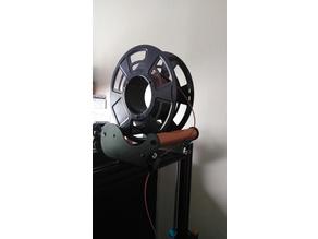 Sidewinder X1 Spool Holder Fix