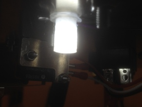 3mm LED Housing