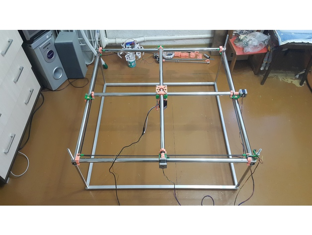 Just Another One Mostly Printed CNC (jaoMPCNC)  Laser