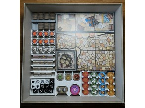 Arcadia Quest core box organizer