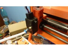 Prusa filament sensor case - MMU2 Selector