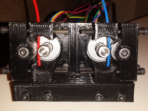 MK8 Filament Drive Dual Extruder