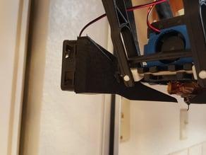 Rostock Max V2 40mm fan shroud