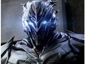 The Flash Savitar Helmet WIP
