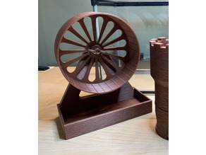 Customizable Hamster Wheel