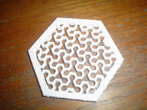 Hexagonal lattice