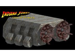 Indiana Jones: Fate of Atlantis - Drill machine