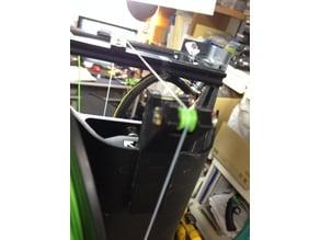 ATOM 3DP 半近端擠料 + 升降配重系統
