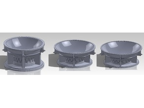 Stardream Saurians Decorative Basins