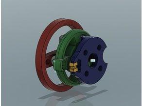 Vector thrust unit V2