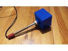 Vernier lightsensor holder