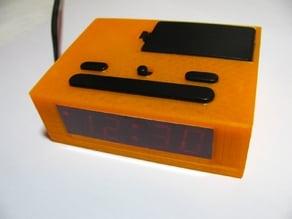 Digital Clock Case (Cardinal  Model 6025 / 928)