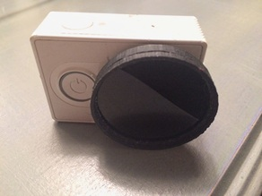 Xiaomi Yi Lens Filter