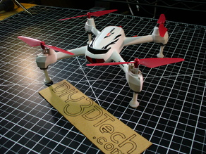 Hubsan X4 H502e and H502s Drone Legs!