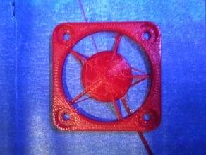 40 mm fan guard/guide