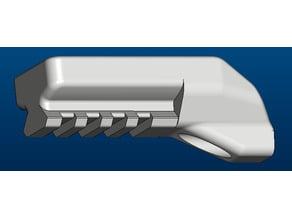 Airsoft Mk23 rail Picatinny