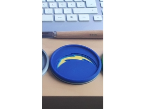 Chargers Coaster