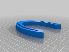 Customizable Horseshoe