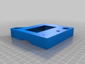 Voron Left-Hand Mount LCD Cover
