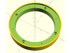 Speaker Spacer Ring Generator