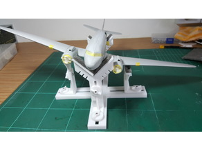 Model Building Stand