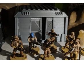 Star Wars Legion Terrain - Imperial Bunkers