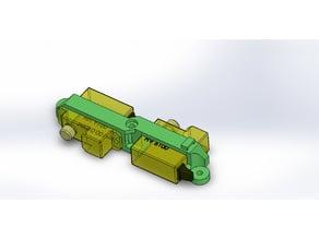 Servo Locks for MKS HV6110