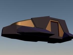 Bedrosianer Military air vehicle - Stargate
