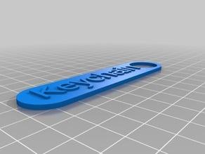 Name Keychain (Customizer)
