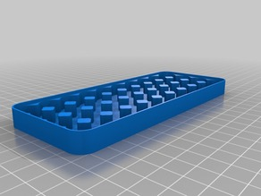 40x AA Cell Case Top