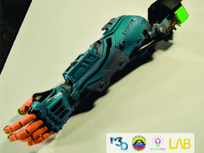 BIONIC FLEXY ARM II