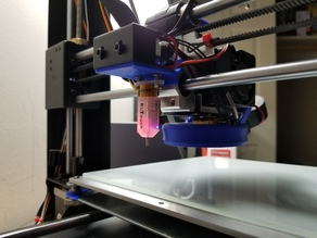Wanhao I3 Plus / MP BLTouch Bracket