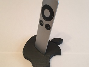 Apple TV Remote Stand