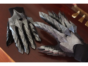 Witch King/Medieval Gauntlets