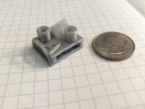 Tiny Tester (a fast test print)