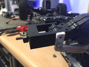 Tamiya TLT / Highlift Straight Axle Adapter