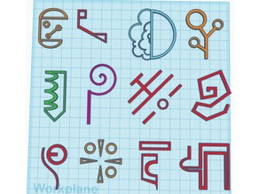 The Neverhood symbols
