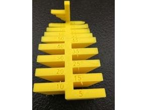 Printer Overhang calibration