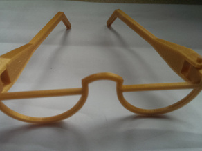 Harry Potter and Goblin Glasses