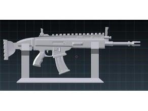 Fortnite Scar Gun
