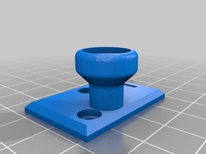 FIXED MK3 Extruder Clip (for Palette 2, includes space for Rubber Grommet)