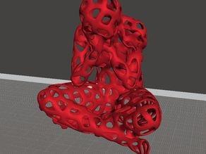 Voronoi Experiment No.6