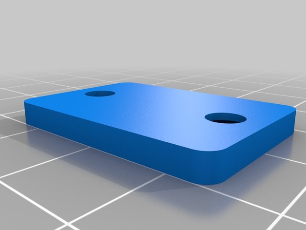 DJI Ronin S Contact Cover Plate by Mad_angler1 - Thingiverse