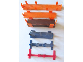 simple film strip stacker, several formats