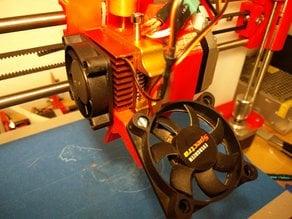 Mk8 Extruder Fan Mount