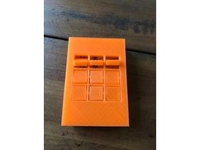 Tic-Tac-Toe Gift Box