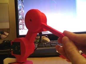 3d mouse prototype